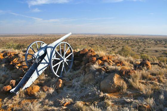 Nightjar_R&T_Diamond_Fields_3_The_Anglo_Boer_Wars_Magersfontei_Battlefield